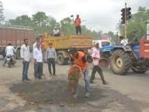 शहरातील रस्ते कामांचे होणार 'सोशल आॅडिट'!