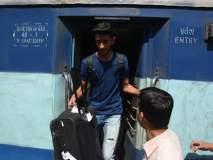'अंडर -१९' विश्वकप विजेत्या भारतीय संघातील खेळाडूचे मायभूमी अकोल्यात स्वागत