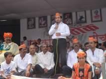 Maratha Reservation : आत्महत्यांची वाट पाहू नका, उद्रेक होईल, नीतेश राणे यांचा सरकारला इशारा