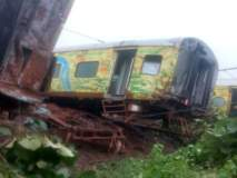टिटवाळ्याजवळ नागपूर-मुंबई दुरांतो एक्स्प्रेसचे घसरले 9 डबे, मुंबईकडे येणा-या गाड्या रखडल्या