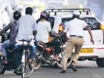 वाहनाची चावी काढण्याचा पोलिसांना अधिकारच नाही; जाणून घ्या वाहनचालकांचा हक्क
