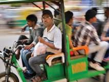 ई-रिक्षाला मोटर वाहन कायदा लागू करा - हायकोर्ट