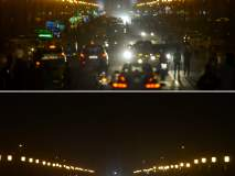 Earth Hour : तासाभरासाठी 'बत्ती गूल' !