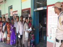 Maharashtra Election Voting Live : संध्याकाळी सहा वाजेपर्यंत राज्यात 61.30 टक्के मतदान