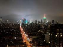 भारताच्या स्वातंत्र्यदिनाला न्यूयॉर्कमधील एम्पायर स्टेट बिल्डिंगला तिरंग्याचा साज