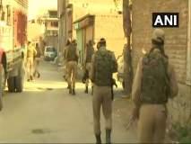 Jammu Kashmir : तीन दहशतवाद्यांचा खात्मा करण्यात जवानांना यश