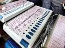 मतमोजणीवेळी आठ मतदानयंत्र पडले बंद