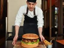 जगातला सर्वात महाग बर्गर, किंमत 63 हजार रुपये