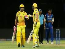 IPL 2019 CSK vs DC Qualifier 2 : चेन्नई सुपर किंग्स-मुंबई इंडियन्स यांच्यात जेतेपदाचा सामना, दिल्लीचं स्वप्नभंग