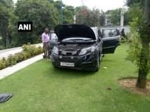 Jammu-Kashmir : फारुख अब्दुल्लांच्या घरात कार घुसवण्याचा प्रयत्न, सुरक्षारक्षकांनी संशयिताला केलं ठार
