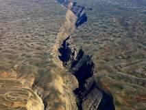 संगमनेरचा पठारभाग सौम्य भूकंपप्रवण रेषेवर : 'मेरी'चा दावा