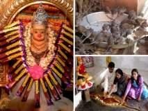भारतातील 'या' ७ मंदिरात देवीला चढवला जातो मंच्युरियन, नूडल्सचा प्रसाद