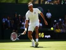 Wimbledon 2018 : फेडररचा सलग दुसरा विजय