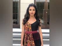 अभिनेत्री श्रिया पिळगांवकर दिल्लीत केले आगामी वेबसीरिज मिर्झापूरचे प्रमोशन, दिसली ग्लॅमरस अंदाजात