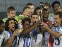 १७ वर्षांखालील फुटबॉल : फिफा विश्वचषक स्पर्धा शानदार ठरली
