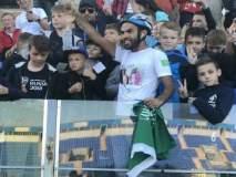 FIFA World Cup 2018 : जबरा फॅन, संघाच्या समर्थनासाठी५१४५ किलोमीटर,७५ दिवसांचा त्याचा प्रवास