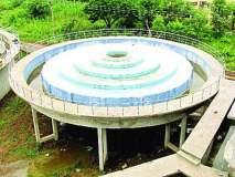 मंगरुळपीरमधील पाणी पुरवठ्याचा जलशुद्धीकरण प्रकल्प कुचकामी
