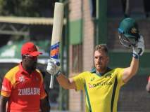 'फिंच'हिटर! टी-२० क्रिकेटमध्ये मोडला स्वतः चाच रेकॉर्ड