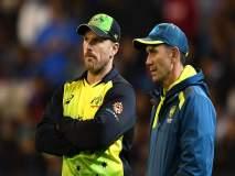 ICC World Cup 2019: टॉस उडवायला फिंच गेला, पण पडद्यामागे ऑस्ट्रेलियाचा कर्णधार वेगळा!... कोण माहित्येय?