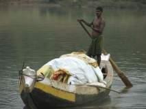 सिंधुदुर्ग : मालवण किनारी पात बुडाली, चार मच्छिमारांना वाचविण्यात यश