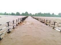 पैनगंगा नदी कोपली !