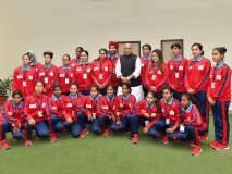 काश्मीर - पोलिसांवर दगडफेक करणारी तरूणी बनली फुटबॉल टीमची कॅप्टन