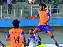 'पाटाकडील', 'पोलीस'ची आगेकूच : राजेश चषक फुटबॉल स्पर्धा