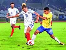 ब्रेवस्टरने इंग्लंडला पोहोचवले फायनलमध्ये, ब्राझीलचे आव्हान संपुष्टात
