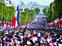 फ्रान्सने योग्यता सिद्ध केली!