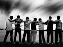 खानावळचालक मित्राच्या कुटुंबाला लाखमोलाची मदत