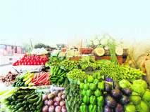 बाजारभाव पडल्यामुळे शेतकऱ्यांचे नुकसान, ५० टन माल कचऱ्यात