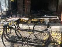 Aurangabad Violence : शहागंजच्या हातगाड्यांचे 'गणित' लाखोंमध्ये