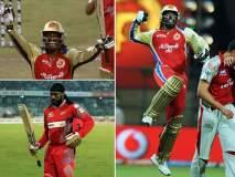 IPL 2019 : ख्रिस गेलनं तीनदा मोडला स्वतःचा विक्रम