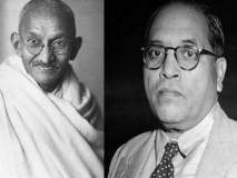 महात्मा गांधी नव्हे, डॉ. बाबासाहेब आंबेडकरच खरे राष्ट्रपिता; भाजपा आमदाराचा 'जय भीम'चा नारा