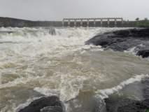 गंगापूर धरणातून 9302 क्यूसेक पाण्याचा विसर्ग