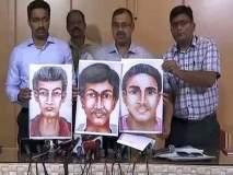 गौरी लंकेश हत्या - संशयित आरोपींचे स्केच एसआयटीने केले जारी, सनातनचा काही संबध नसल्याचं स्पष्ट