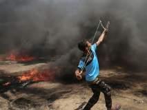 गाझा पेटले, इस्रायल - पॅलेस्टाइन संघर्ष पुन्हा उफाळला