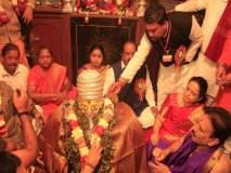 नाशिक : संतश्रेष्ठ निवृत्ती महाराज यात्रोत्सव, जलसंपदामंत्री गिरीश महाजनांनी केली सपत्नीक पूजा