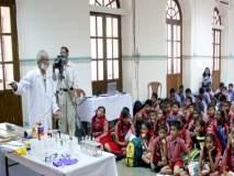 गोव्यात विज्ञान चित्रपट महोत्सवाला शानदार प्रारंभ, शाळकरी विद्यार्थ्यांनी घेतला आनंद