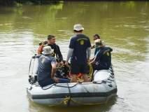 नावेली ओहोळात बुडालेल्या दीपकचा मृतदेह 24 तासानंतर सापडला