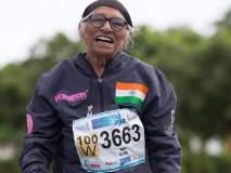 102 वर्षीय आजीबाईंची गोल्डन कामगिरी, जागतिक मास्टर्स ॲथलेटिक्स स्पर्धेत भारताला सुवर्ण