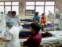 गोरखपूरमधीलबीआरडी इस्पितळ नव्हे, 'मृत्यू'तळच!आॅगस्टमध्ये २९६ बालके दगावली