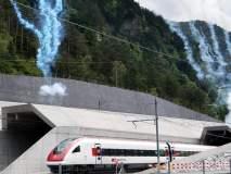 'हे' आहेत जगातील सर्वात लांब रेल्वे बोगदे
