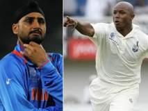 IND vs WI : हरभजनच्या 'त्या' ट्विटला वेस्ट इंडिजकडून 'बेस्ट' रिप्लाय, विचारला खोचक प्रश्न