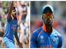 ICC World Cup 2019 : हार्दिक पांड्या, विजय शंकर 'ती' उणीव भरू शकत नाही; गंभीरनं व्यक्त केली चिंता