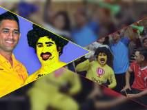 IPL 2019 : चेन्नई आणि धोनीला जीवन समर्पित करणारा हरी