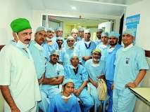 हृदयाच्या कृत्रिम झडपेवर नवे झडप रोपण: राज्यातील पहिली शस्त्रक्रिया नागपुरात