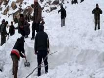 हिमपातात सहा जवानांचा मृत्यू; भारत - चीन सीमेवरील दुर्घटना