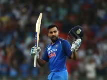 IND vs AUS : ऑस्ट्रेलियाचा फलंदाज म्हणतो, रोहित शर्माला रोखणं अवघड!
