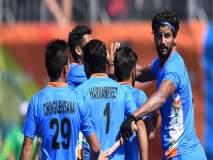 हॉकी : भारताचा न्यूझीलंडवर विजय; रुपिंदरपाल सिंगचे दोन गोल